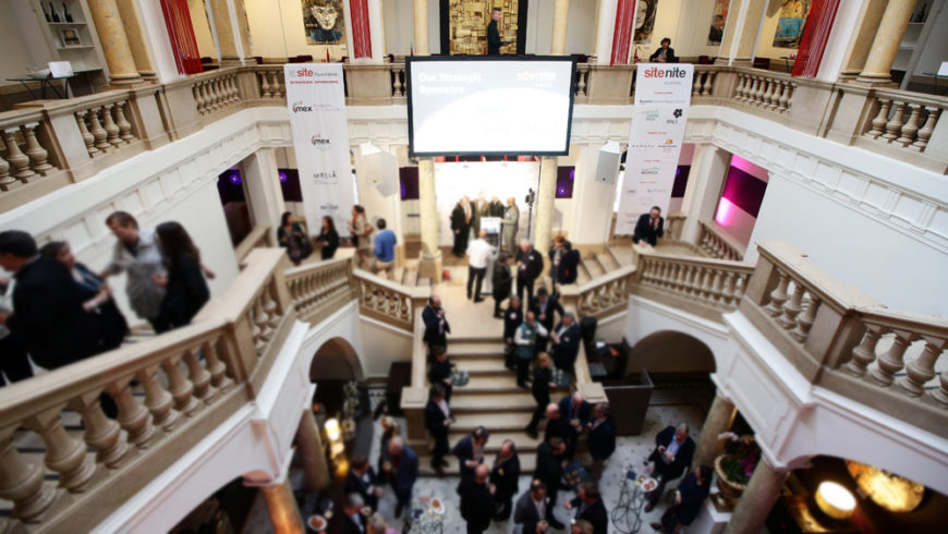 Networking und Fundraising in der Kamera Suite Frankfurt