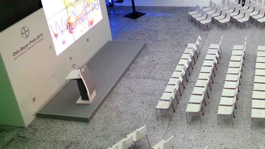 Wissenschaftspreis im Palazzo Berlin